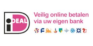 veilig en snel betalen per ideal op deonlinebezorger.nl